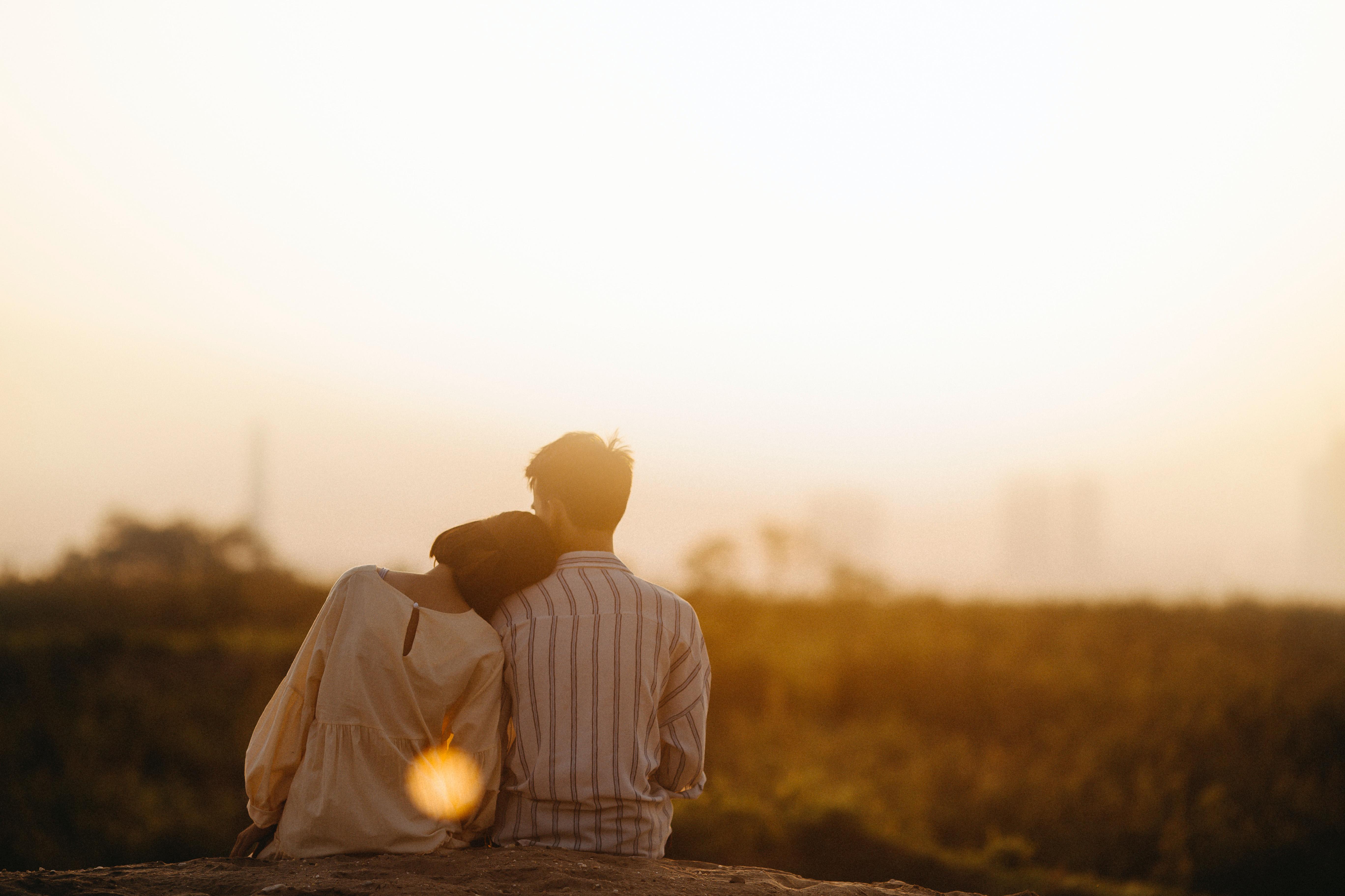 Glückliche Beziehung